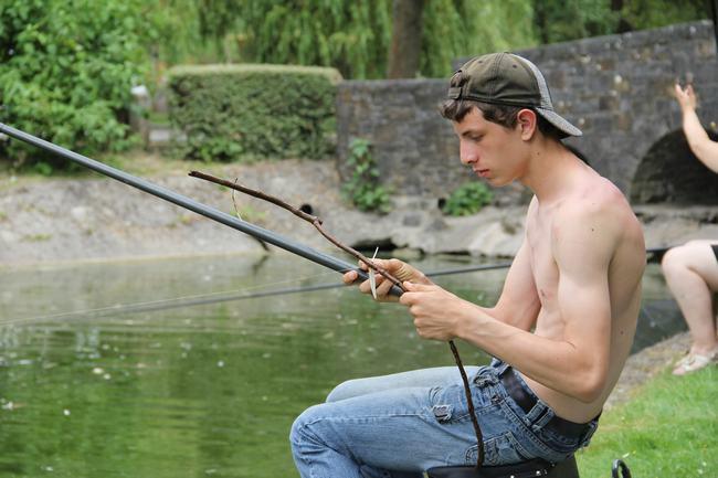 Concours de pêche pour tous
