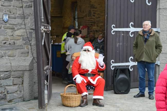 Fête de Noël au vieux clocher