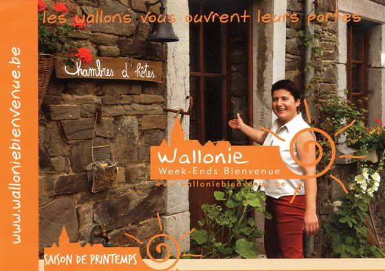 Wallonie Week-end Bienvenue !