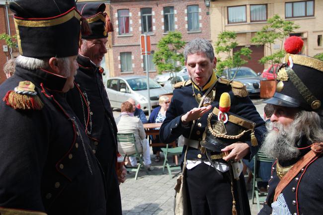 Apéro du 7e Régiment d'artillerie