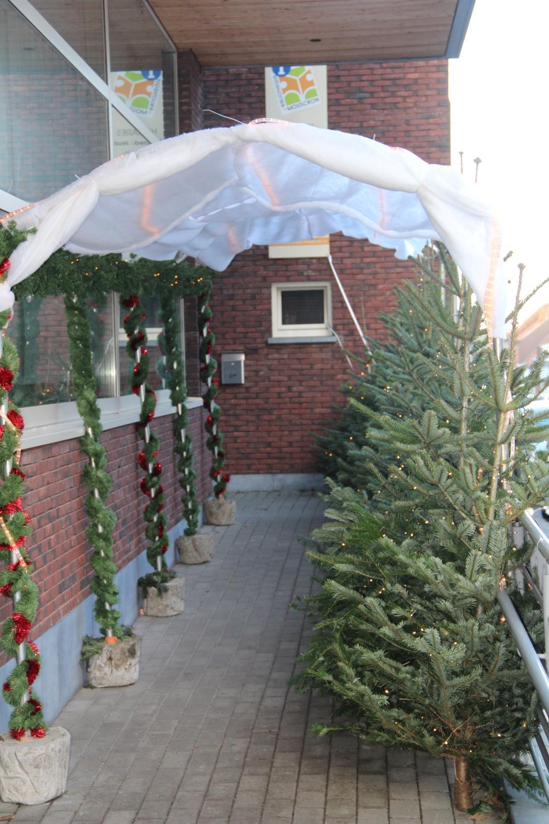 Noel dans notre quartier