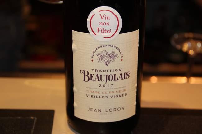 Soirée Beaujolais nouveau au Bœuf
