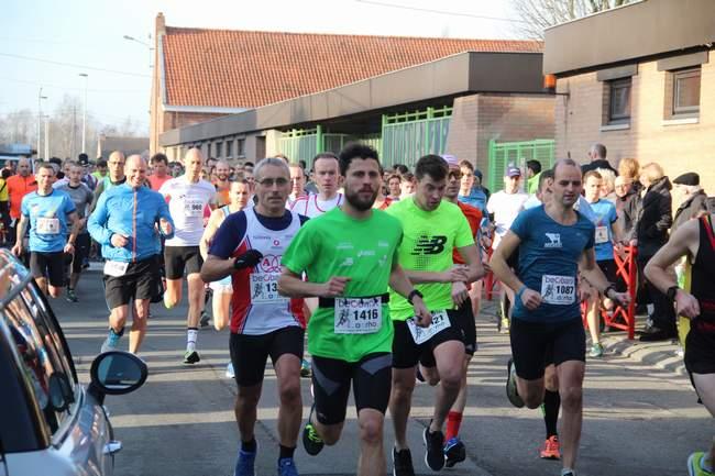 Marathon de Dottignies