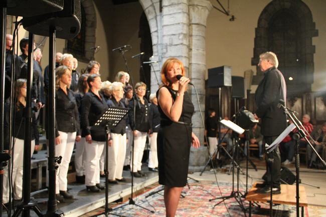 Concert de Swing'in Gospel Choir