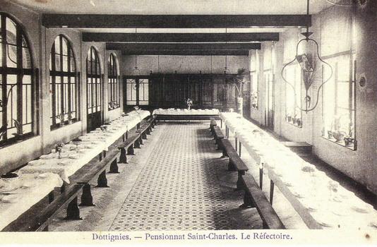Institut St-Charles - Réfectoire