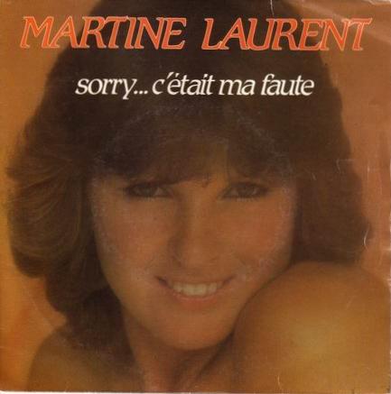 Martine Laurent - Sorry... C'était ma faute