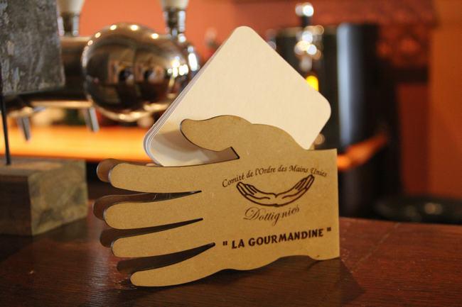 Bordeaux et Côtes de Blaye à la Gourmandine