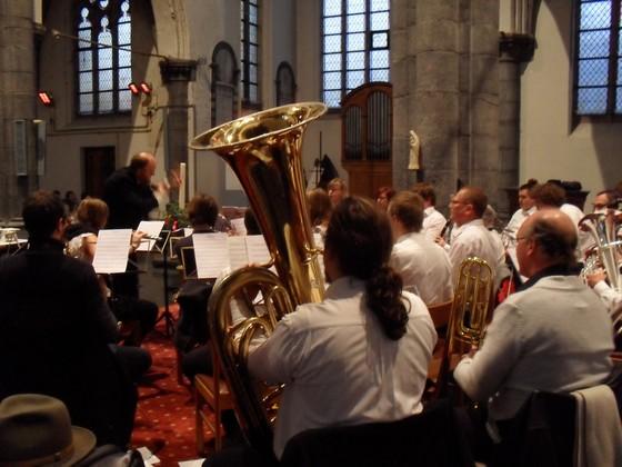 Sainte-Cécile 2012 de la Fanfare