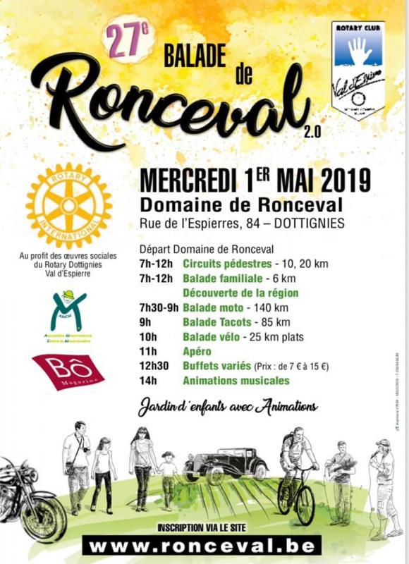 27e Balade de Ronceval