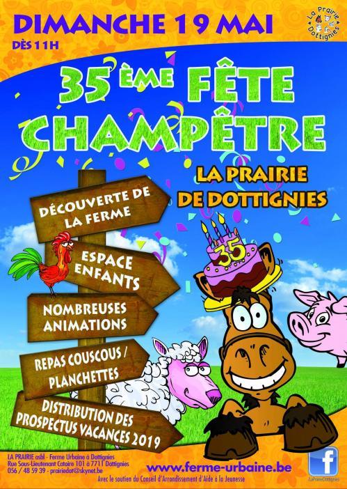 35e Fête Champêtre