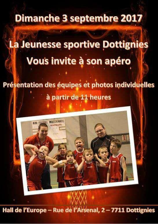 Apero Jeunesse Sportive - 2017