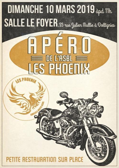 Apero Phoenix 2019