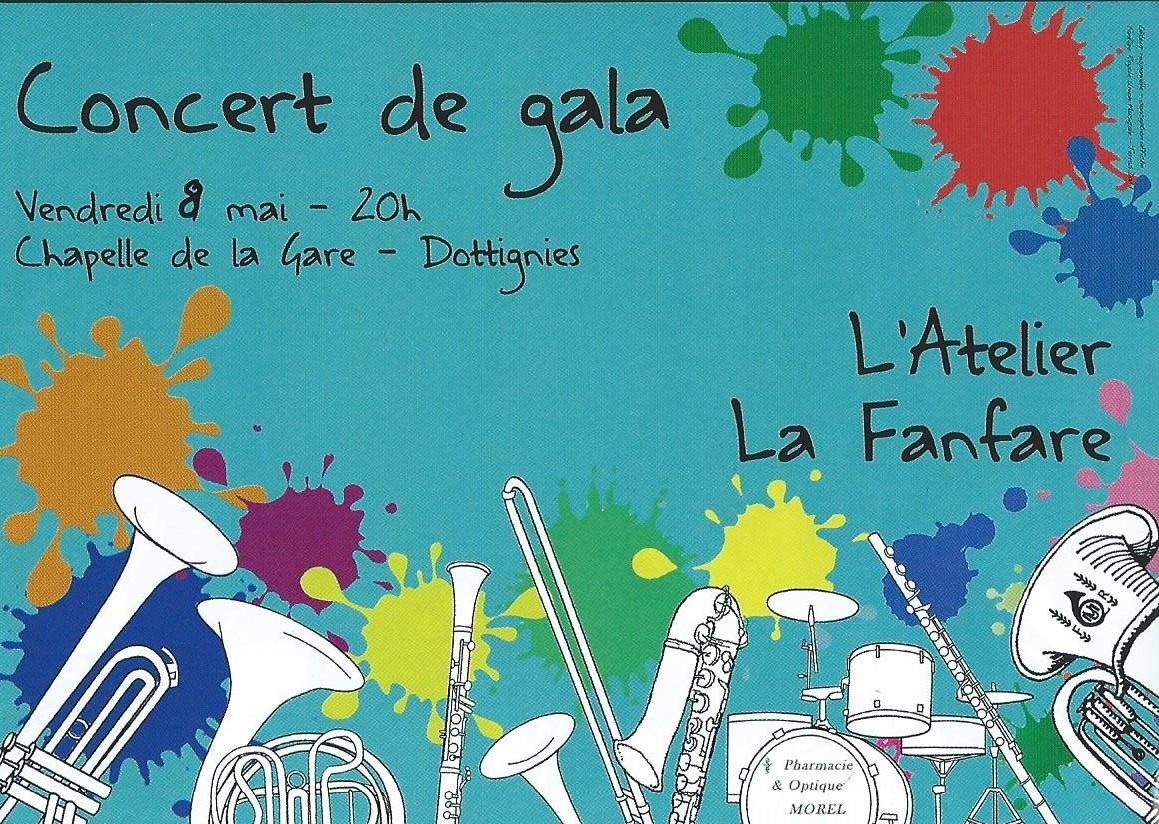 L'Atelier - La Fanfare - Concert de Gala