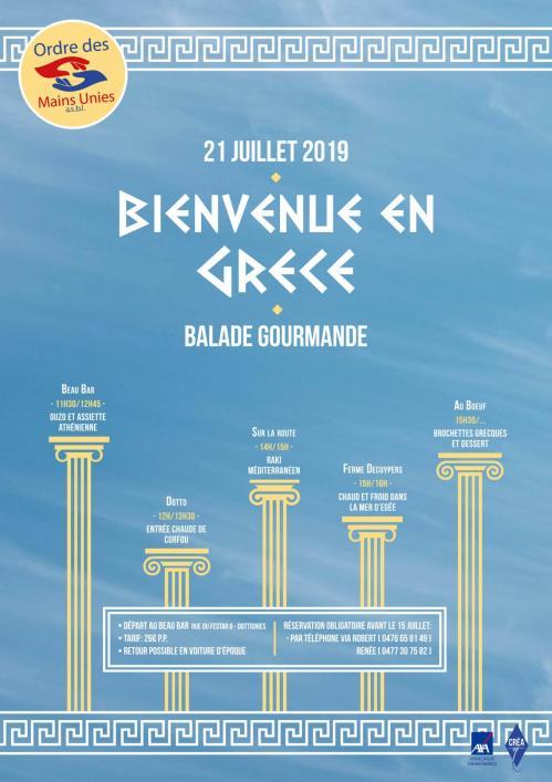 Balade Gourmande 2019