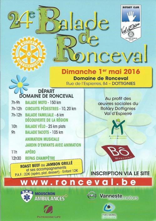 Balade de Ronceval 2016
