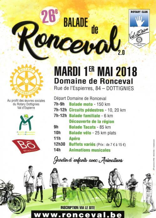 Balade de Ronceval - 2018