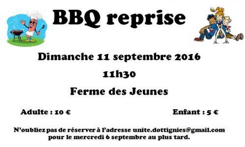 BBQ Reprise 2016
