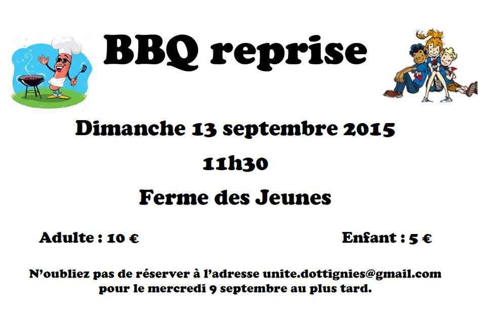 BBQ Reprise
