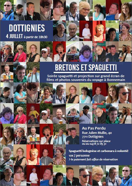 Bretons et Spaguetti