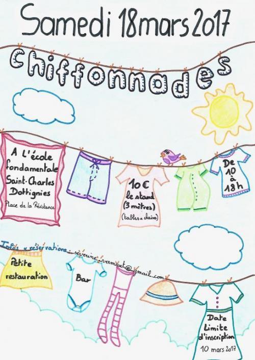 Chiffonades - 2017