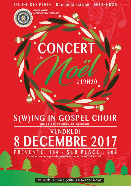Concert Noel Gospel - 2017