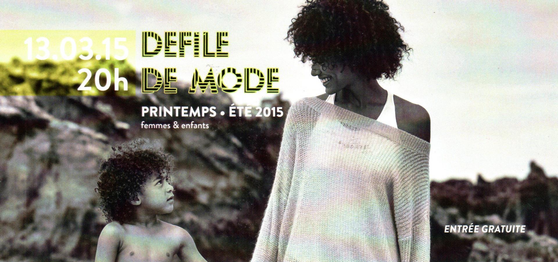 Défilé de Mode - 2015