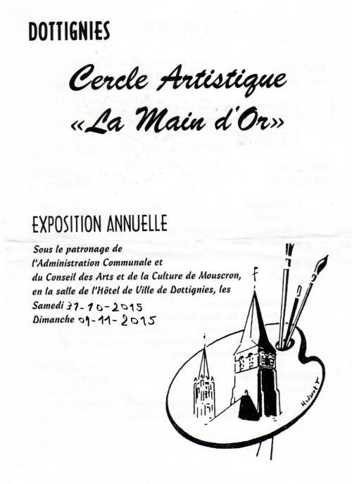 Expo du cercle artistique