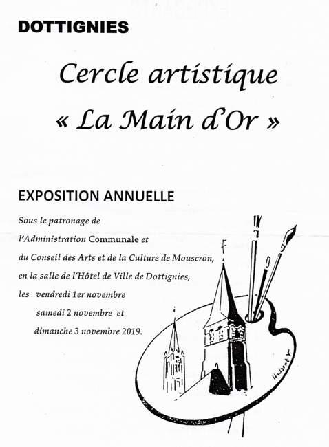 Expo cercle artistique 2019