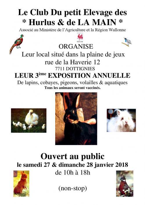 Expo Petit Elevage 2018