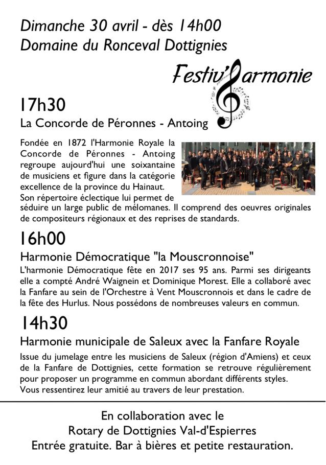 Festiv Harmonie
