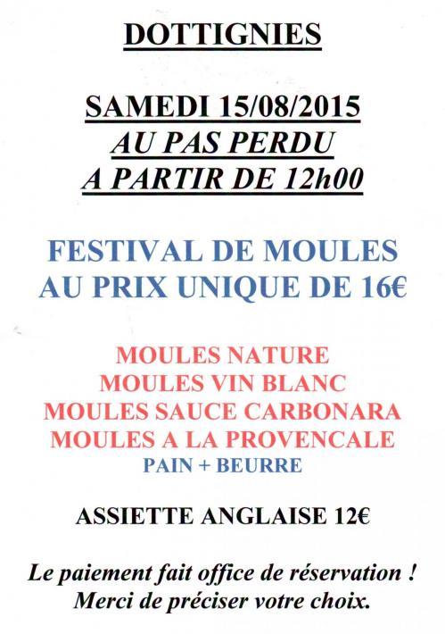 Festival de moules