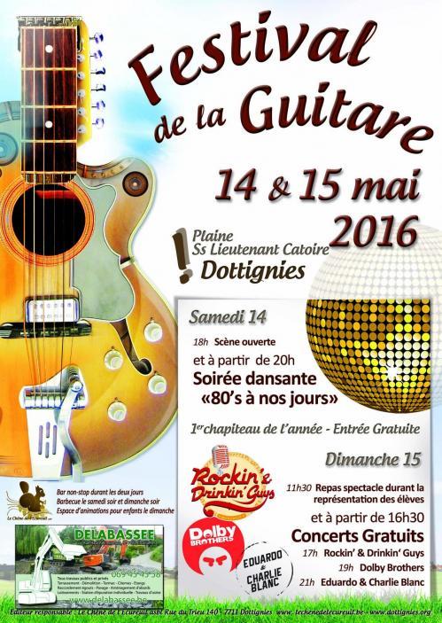 Festival de la Guitare - 2016