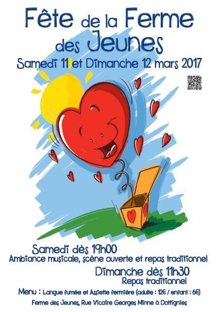 Fête de la Ferme des Jeunes - 2017