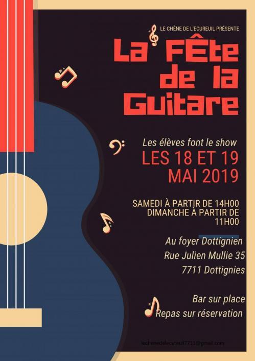 Fete de la Guitare 2019