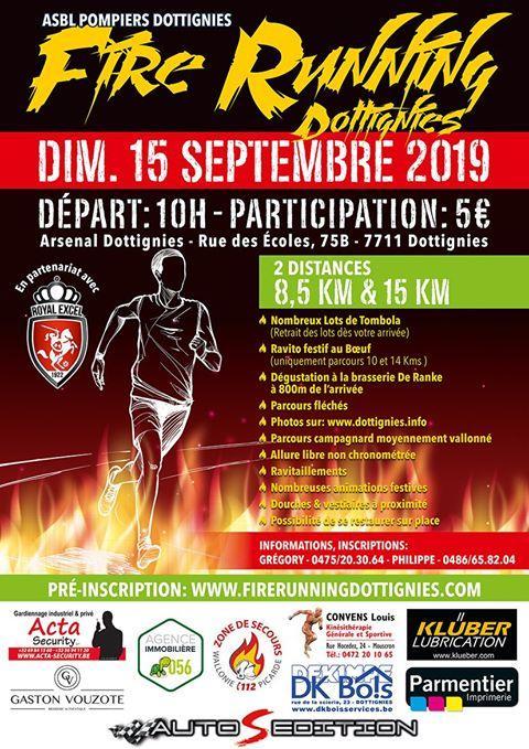 Fire Running 2019