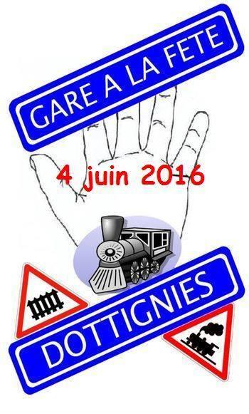 Gare à la Fête 2016 - 1