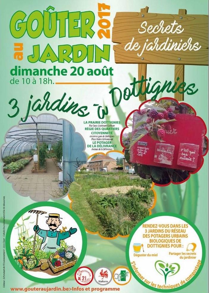 Gouter jardin 2017