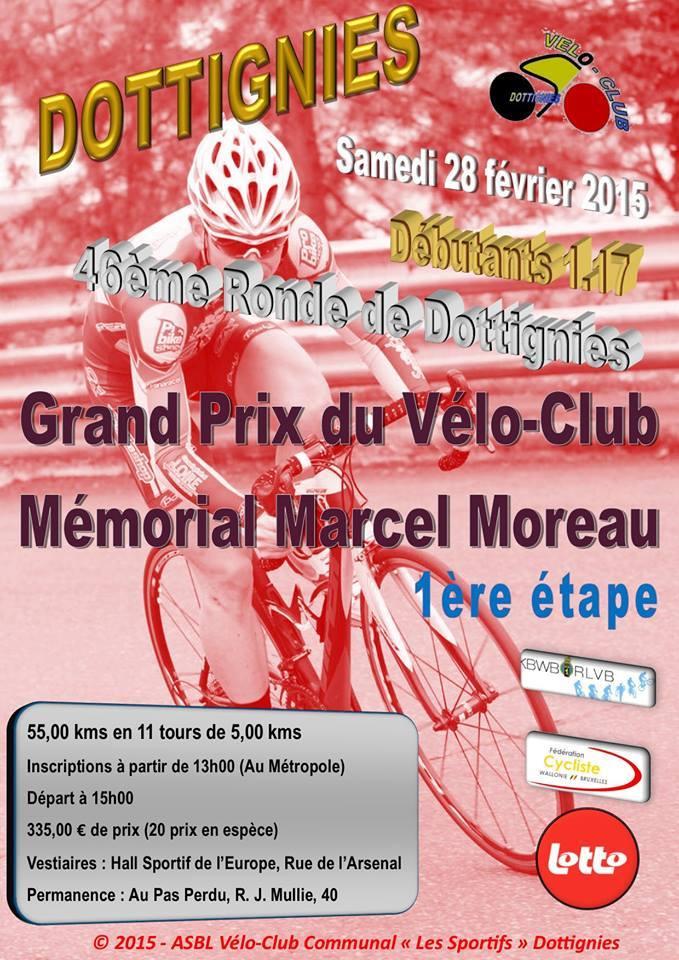 GP du Vélo Club - Mémorial Marcel Moreau