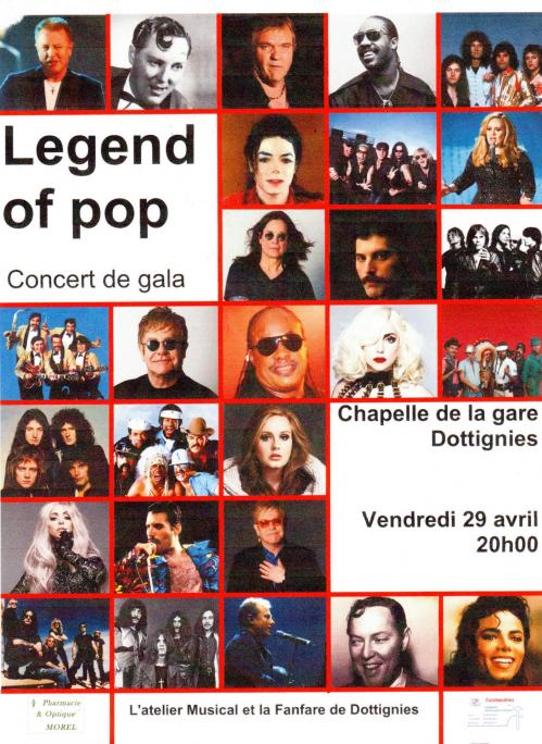 Legend of Pop 2016