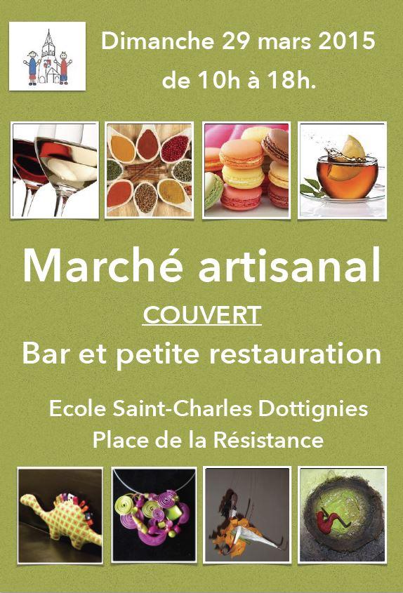Marché Artisanal du 29-03-15