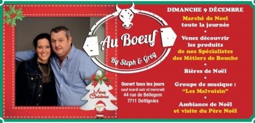 Noel au Boeuf 2018