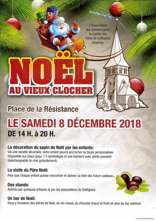 Noel au Vieux Clocher 2018