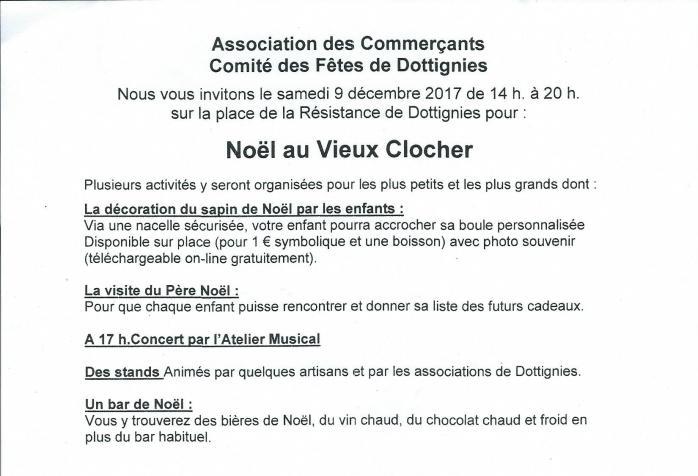 Noel au Vieux Clocher 2017