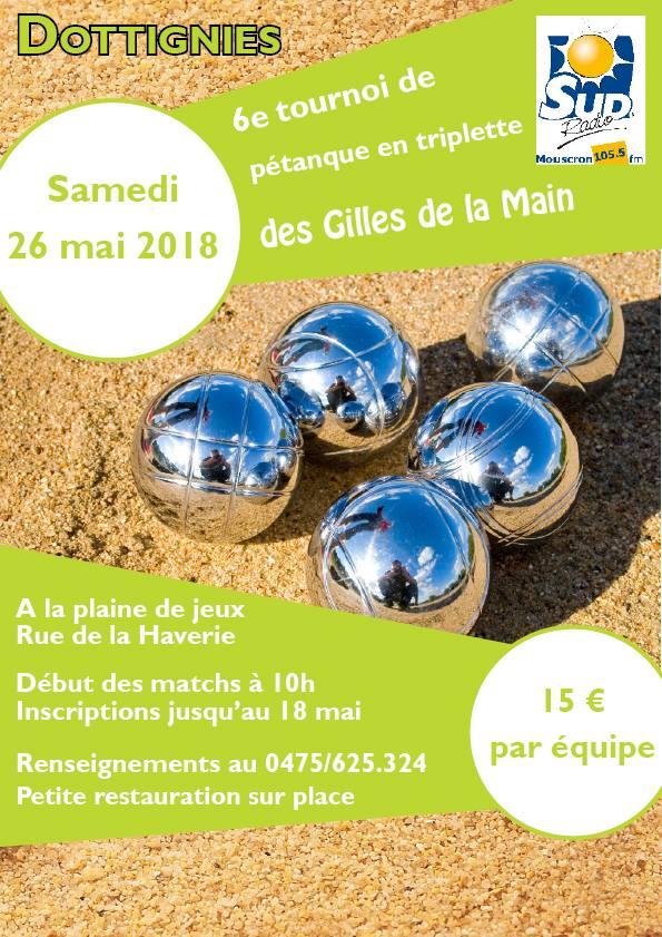 Petanques Gilles - 2018