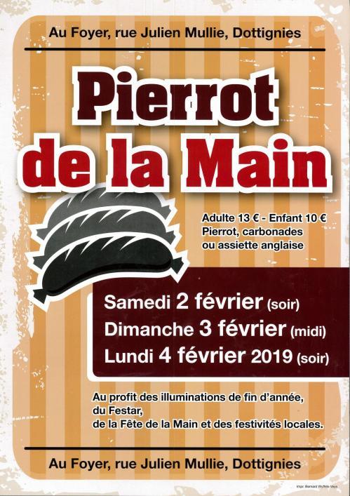 Pierrot de la Main 2019
