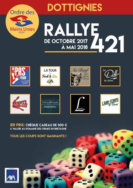 Rallye 421 - 2017