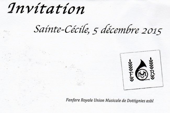 Sainte-Cécile 2015 - 2