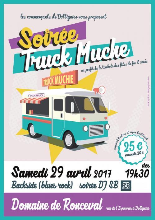 Soirée Truck Muche - 2017