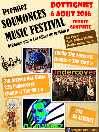 Soumonces Music Festival 2016