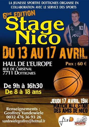 Stage Nico